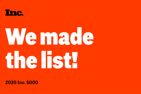 Inc Inc5000 We Made The List Social Card 1200X675 V3