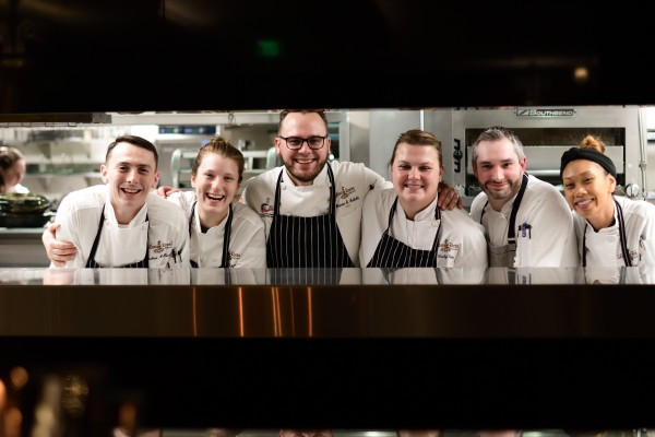 Pic Seattle Chef Team